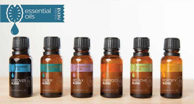 Tahitian noni essential oils